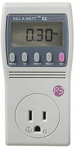 Buy P3 International P4460 Kill A Watt EZ Electricity Usage Monitor
