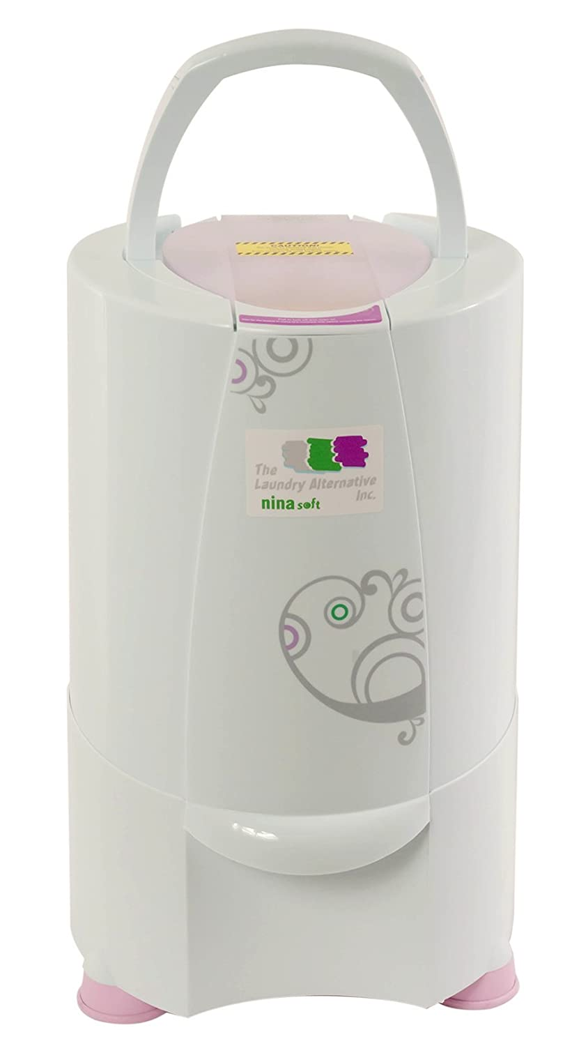 Buy The Laundry Alternative Nina Soft Spin Dryer, Ventless Portable Electric Dryer