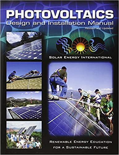 Buy Photovoltaics: Design and Installation Manual