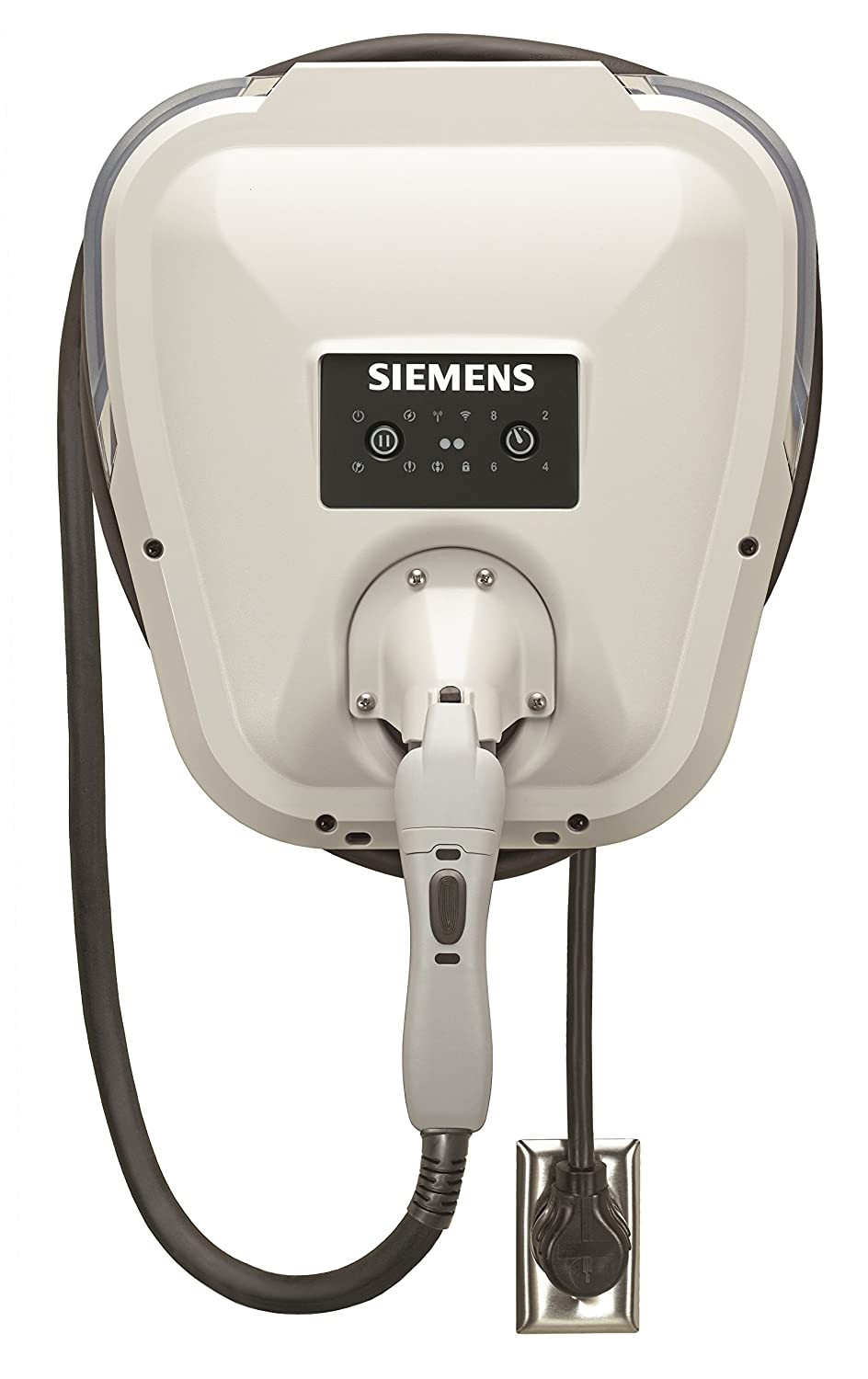 Buy Siemens VC30GRYU Versicharge 30-Amp Electric Vehicle Charger with Flexible Indoor/Outdoor and 20-Feet Cord