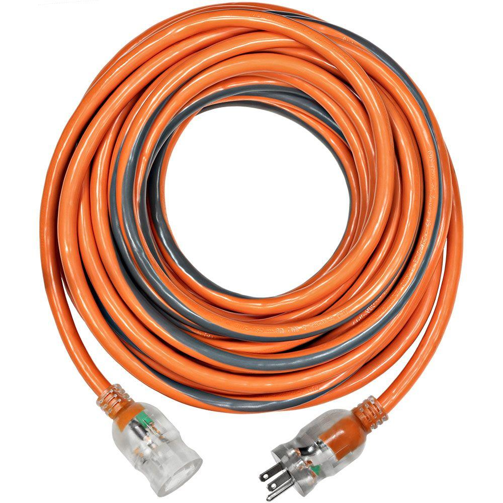 safely use extension cords when charging an electric car or electric rh greentransportation info 3 wire extension cord wiring 3 wire extension cord color code