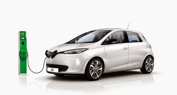 EV AC Fast Charging Systems – Renault ZOE, Smart ED